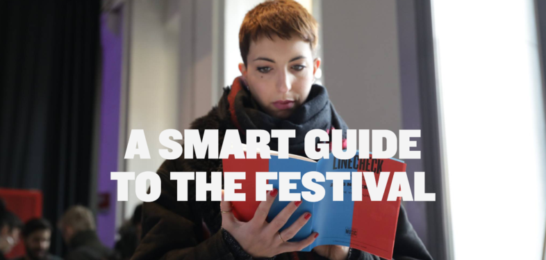 LET'S CLEAR THE AIR: a smart guide to the festival