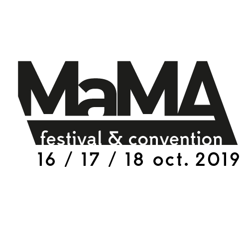 Linecheck supports: MaMa festival & convention